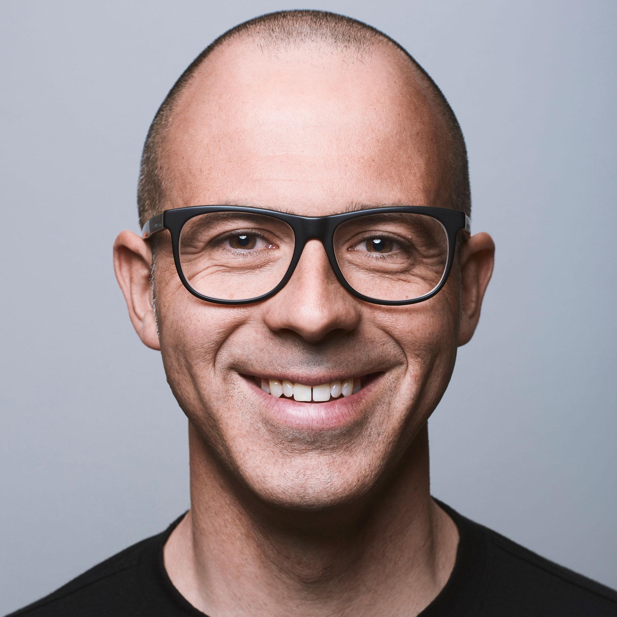 Paolo Corradeghini portrait