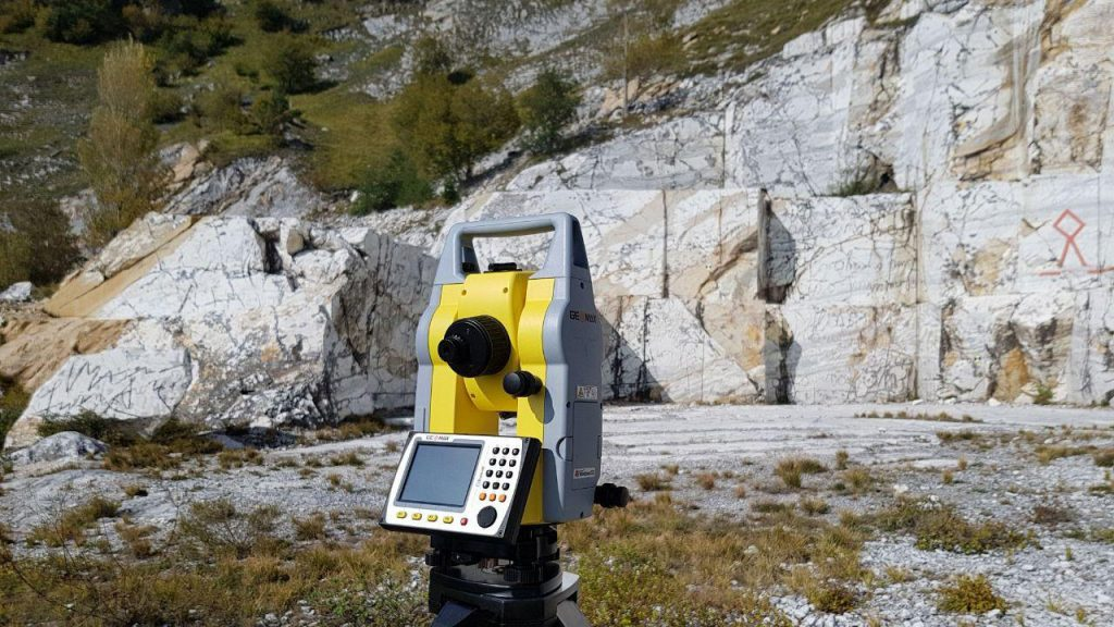 TPS in a marble quarry