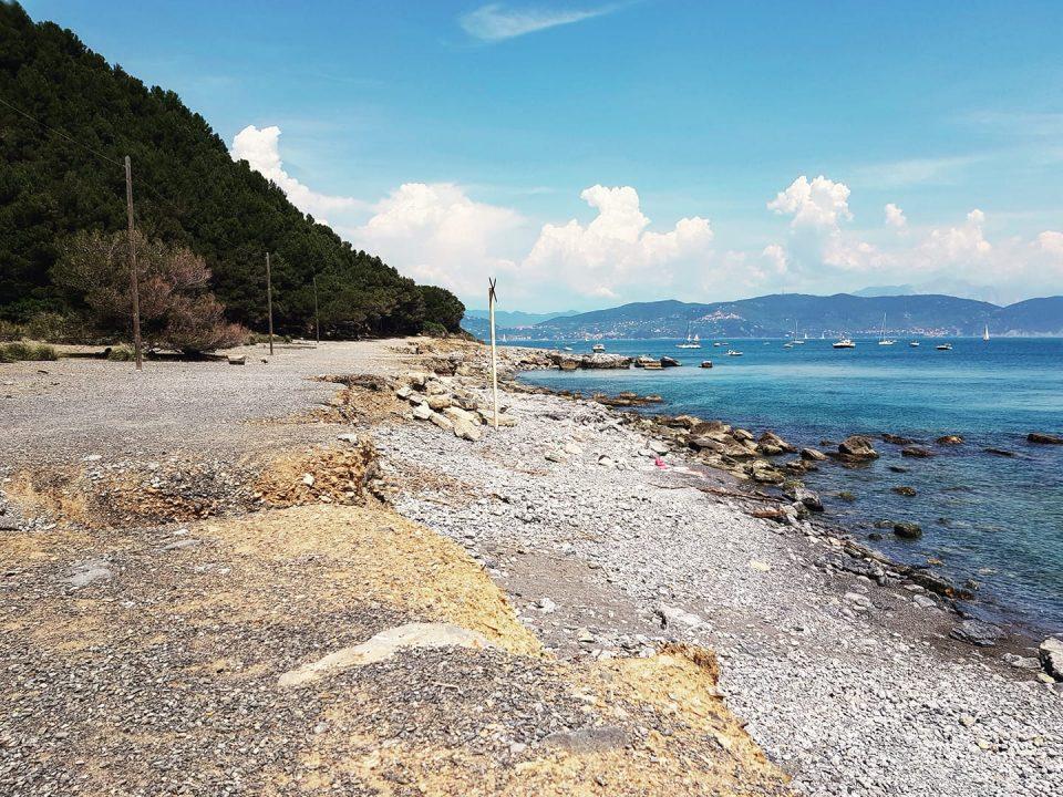 Coastal erosion in Italy
